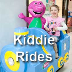 Superleague Ireland Kiddie Rides